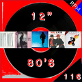 "12"" 80'S : 116"