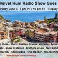 The Velvet Hum 41: A Sonic Tour of Italy