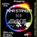 Rave Relax Show - 16th July 2021 - Nina Stanger & Adam H