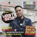 ThisIsWestSide.com - HipHopBackInTheDay Show - Sunday 26th April 2020