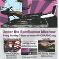 Under the Spinfluence Mixshow 01/22/17 (Ft. Funkdrubius) @ WHCS Hunter College Radio