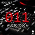Podcast 011 - Alejo Deck
