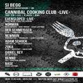 Cannibal Cooking Club (Live PA) @ Rotzen V - Club e-lectribe Kassel - 22.02.2014