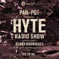 Pan-Pot - Hyte on Ibiza Global Radio Feat Benny Rodrigues - June 29