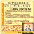 va ofer mari oameni de cultura ai literaturii antice - Titus Maccius Plautus  - teatru full-