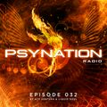 Psy-Nation Radio #032 - incl. Psychedelic Nation Mix [Ace Ventura & Liquid Soul]