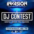 Dalek - Hardcore France Invasion DJ Contest