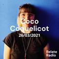 Coco Coquelicot - Relate Radio, 26-3-2021