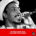 GO FEET! Radio #525 :: Love Will Tear Us Apart (31 October 2018)