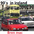 90's dublin ireland