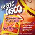 Hysteric DISCO- Spring edition Live! 17.4.21 Polly Jones