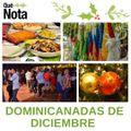 QUE NOTA. Dominicanadas de Diciembre 15vo Programa; 10ma Temporada
