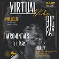 The Afromentals Mix #150 by DJJAMAD Sundays on Big Ray's Virtual Vibe 8-10pm EST  MAJIC 107.5 FM