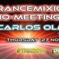 CARLOS OLMO@TRANCEMIXION RADIO MEETING 2014
