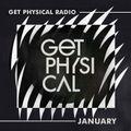 Get Physical Radio - January 2021