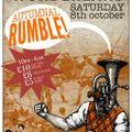 Wonderland Autumnal Rumble 8th Oct 2011