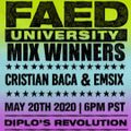 FAED University Episode 110 featuring Cristian Baca & EMSIX