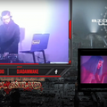 Dj Adam Wake live at Ultra Bio Mechanik Fest