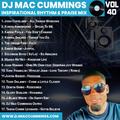DJ Mac Cummings Inspirational Rhythm & Praise Mix Vol. 40