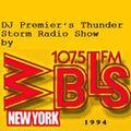 WBLS Thunder Storm Radio Show (03/18/1994)