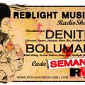 Redlight Music Radioshow 029 // By boolumar (Spanish)