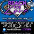 REACH FOR LOVE - LEO ALARCON 2HR LIVE SET 06/13/2020