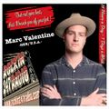 Marc Valentine Show #9 Rockin247 Radio