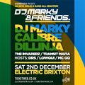 DJ Marky & Friends - Electric Brixton Special D&B Mix