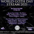 DJ Cinis - World Goth Day -22 May 2021
