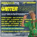 Simply Jeff on BreaksFM UK - Winter Sessions 001