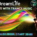DreamLife - In Love With Trance Music [Max Radio Polska]