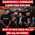 RUN UP MIX 2020 Vol.20 - MIx by DJ HOPE