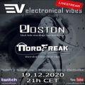 EVT#002 - electronical vibes radio with Joston & NordFreak