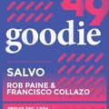 goodie #49 w. Rob Paine & Francisco Collazo at The Dolphin pt.1