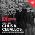 WEEK40_17 Chus & Ceballos Live from Stereo Montreal (CA)