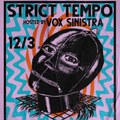 Strict Tempo 12.03.2020 (Machine Love)