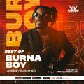 Best Of Burna Boy Mix - Dj Shinski [Kilometer, Ye, Anybody, On the Low, Jerusalema, Killin Dem, 23]