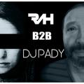 RAH B2B DJ PADY TECHNO COLLABORATION