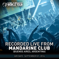 Global DJ Broadcast Sep 01 2016: World Tour - Buenos Aires