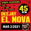 Rockabilly Vinyl Sessions with Dj El Nova on Rockin247 Radio #3