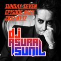 DJ AsuraSunil's Sunday Seven Mixshow #124 - 20210117