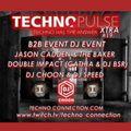 DJ CHOON, DJ SPEED B2B TECHNO PULSE XTRA 19