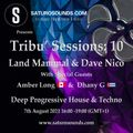 Saturo Sounds Presents Tribu' Sessions: 10 with Special Guests Amber Long & Dhany G