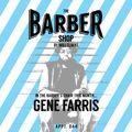 The Barber Shop By Will Clarke 044 (GENE FARRIS)
