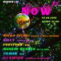NOW¹², Jetzt Start - Live 14.08.2015 - Humboldthain Sonnenuntergang