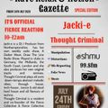 Rave Relax & Notion present Fierce Reaction with Thought Criminal & Jacki-e