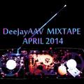 DeeJayAAV mixtape, aprill 2014