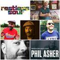 Kenji Hasegawa DJ Mix on a tribute to the memories of Phil Asher @PURE'S ASAKUSA