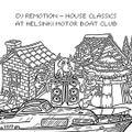 Dj Remotion - House Classics at Helsinki Motor Boat Club