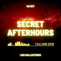 SECRET Afterhours - Tallinn 2019 [4h Set]